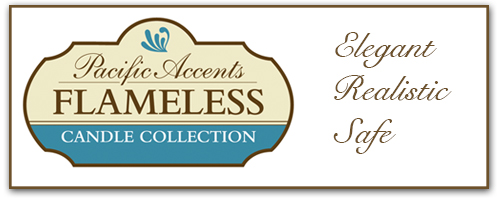 Pacific Accents - Flameless Candles for Your Home