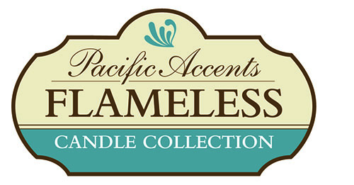 Flameless Candles by Pacific Accents