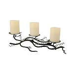 Arden Flameless Pillar Candle Holder