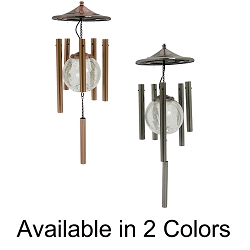 Solar Wind Chime Color Changing