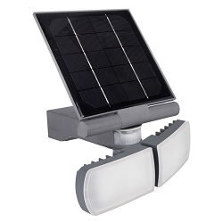 Pacific Accents Solar 50 LED Flood Light 600 Lumens