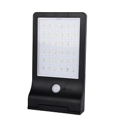 Pacific Accents Solar 36 L.E.D. Flood Light  350 Lumens