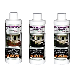 8 oz. Mulch Wizard Color Dye Bottle